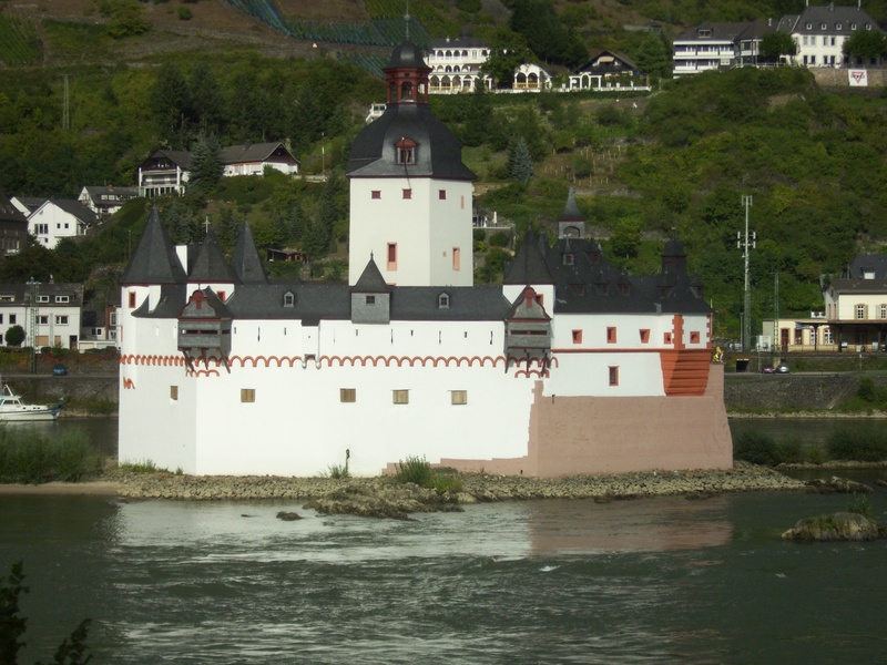 Germany - Views from the Rhine